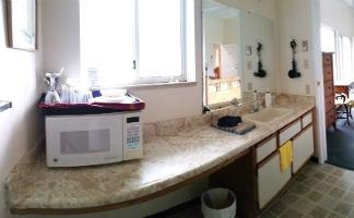Salle de bain - chambre du roi