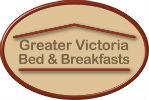 Member of the Greater Victoria Bed and Breakfasts Association